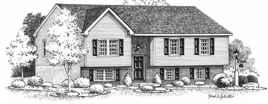 Quaker sketch