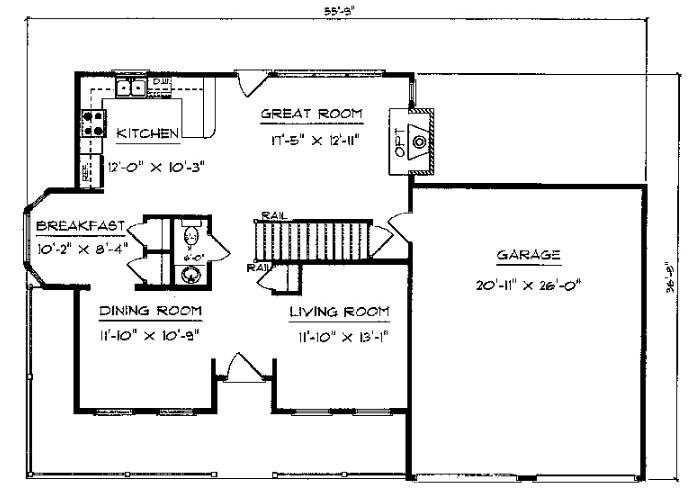 Jefferson Floor Plan